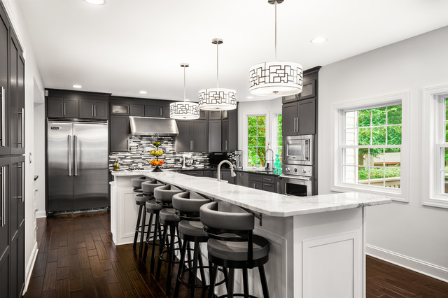 Sellersville Pa Kitchen Transitional Kitchen