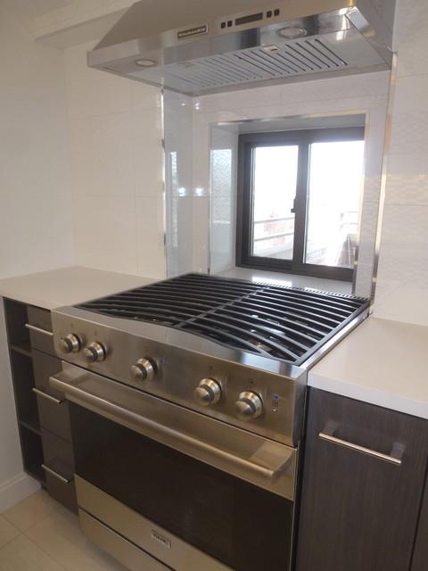 Semi Custom Kitchen Cabinets modern-kitchen