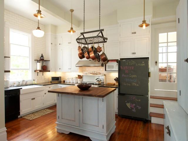 Semi-Custom Kitchen Cabinets in Oakland - Traditional - Kitchen ...