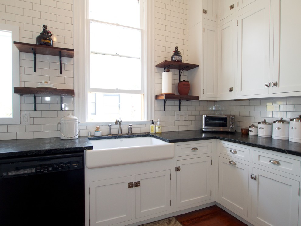 Semi-Custom Kitchen Cabinets in Oakland - Traditional ...