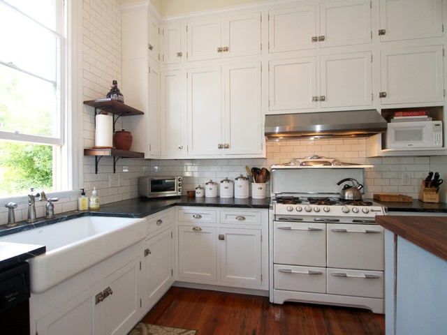 Semi Custom Kitchen Cabinets In Oakland Traditional Kitchen San