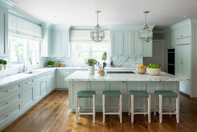 New This Week: 3 Amazing Kitchens With Light-Colored Cabinets