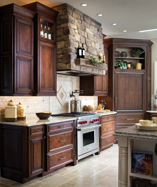 SEN Design Kitchen & Bath Professionals eclectic kitchen