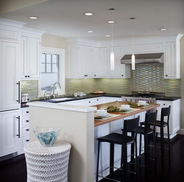 SEN Design Kitchen & Bath Professionals eclectic-kitchen