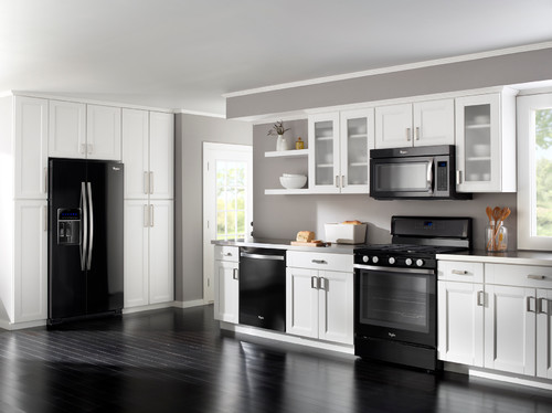 Whirlpool contemporary kitchen