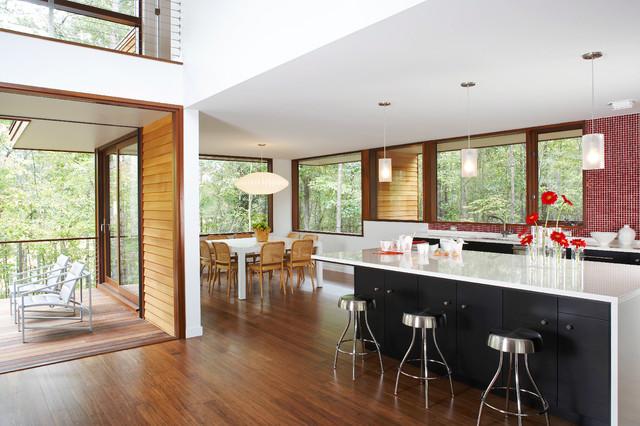 Serenbe Lane modern-kitchen