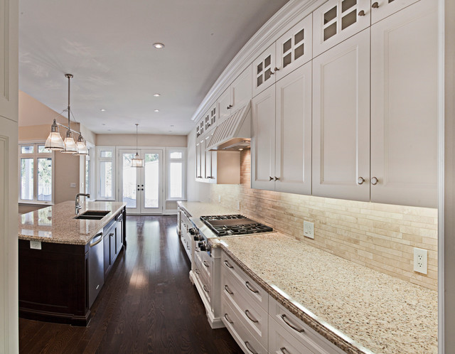 Serine Palais - Traditional - Kitchen - toronto - by HUSH