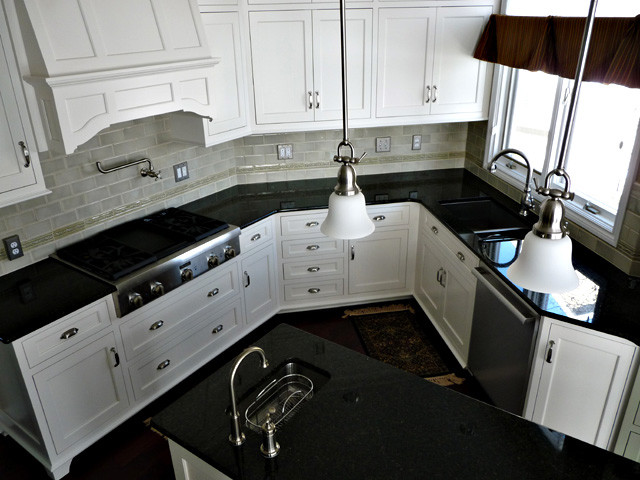 Sewickley Hills Remodel traditional kitchen