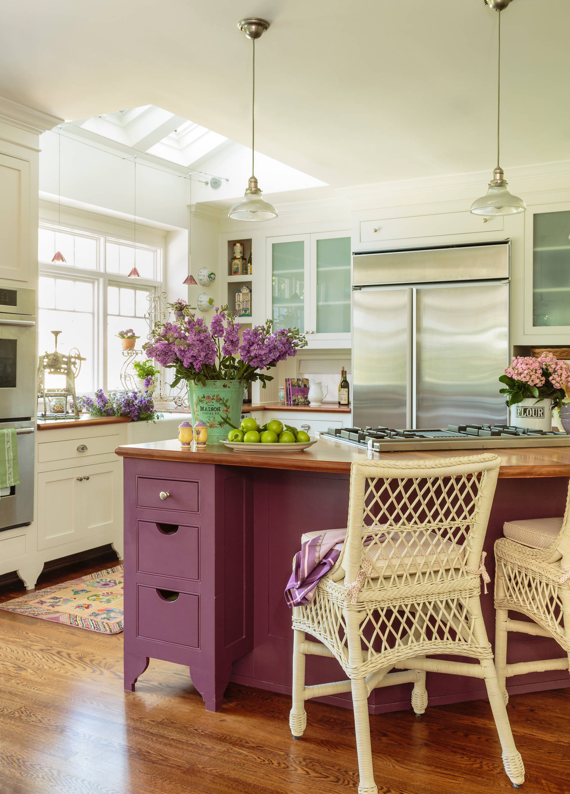 75 Beautiful Shabby Chic Style Kitchen Pictures Ideas January 2021 Houzz