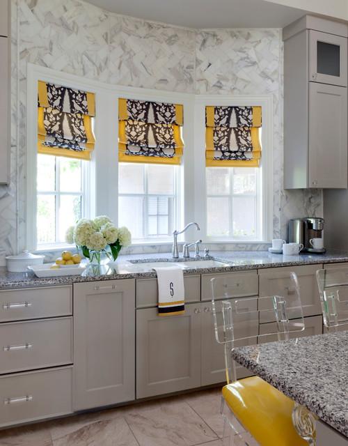 Shadow Valley - Transitional - Kitchen - little rock - by Tobi Fairley Interior Design