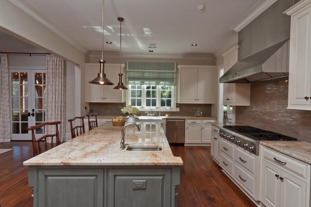 Shady Grove Kitchen traditional-kitchen