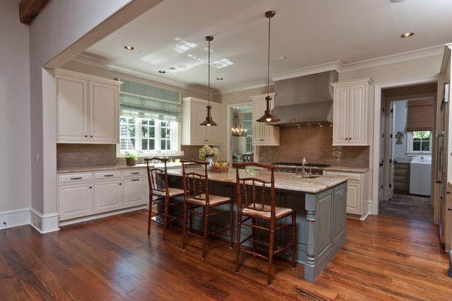Shady Grove Kitchen traditional kitchen