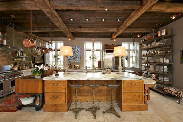 Shaggy Bark Farm Automation - Farmhouse - Kitchen ...