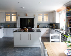 Help for kitchen cabinet choice - country feel - Houzz