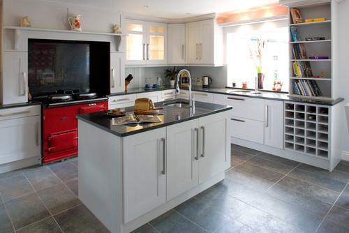 Donna's Blog: Colorful Ranges   Glenvale Kitchens