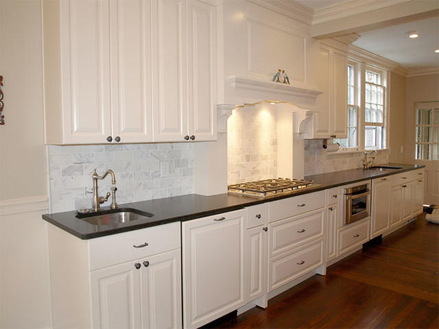 Shaker Heights Kitchen Remodel traditional-kitchen
