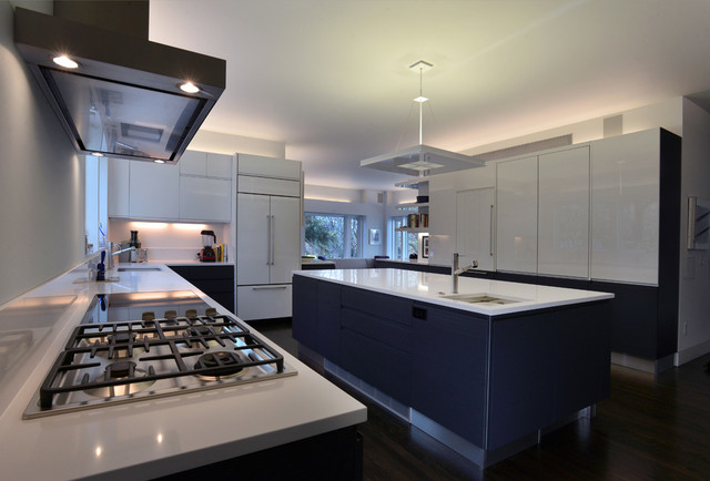 Shaker Heights Kitchen Remodel Contemporary Kitchen Cleveland By John Hall The Hall
