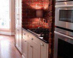 Shaker Kitchen eclectic-kitchen