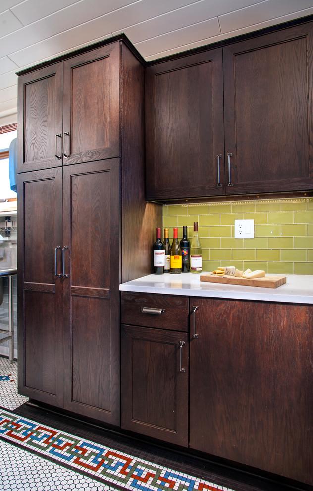 Shaker Kitchen - Paintgrade - Farmhouse - Kitchen ...