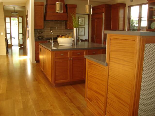 Shaker Kitchen contemporary-kitchen
