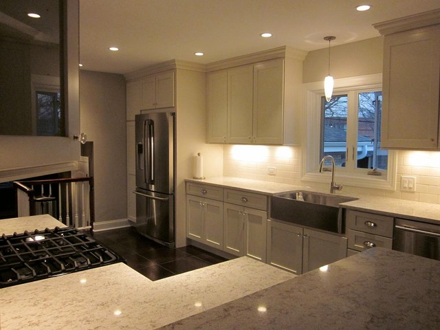 Kitchen cabinetry chicago by royal kitchen and bath cabinets