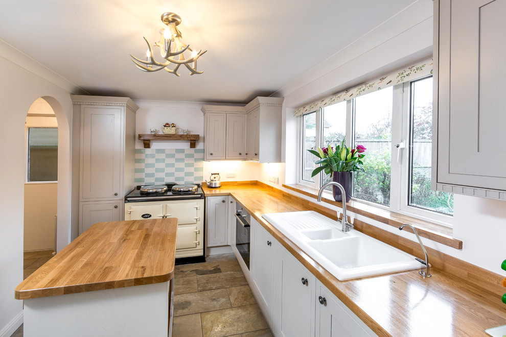 Photo of a classic kitchen in Essex.