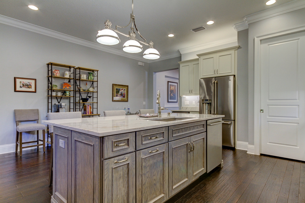 Shampaine Residence 2016 - Kitchen - Tampa - by The ...
