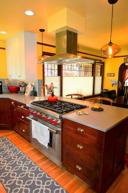 Shannon And Paul S Kitchen In Ne Portland Eclectic