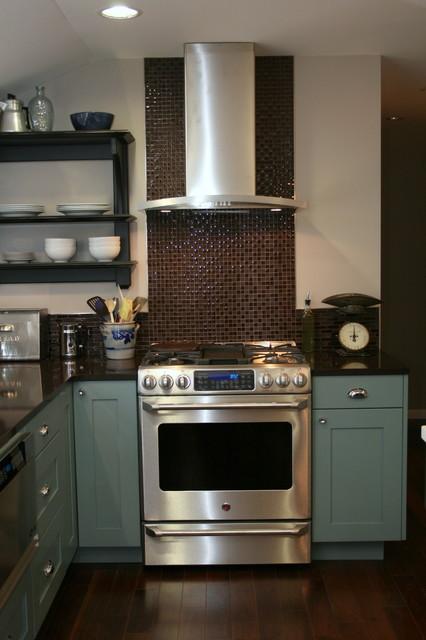 Shapland Project modern-kitchen