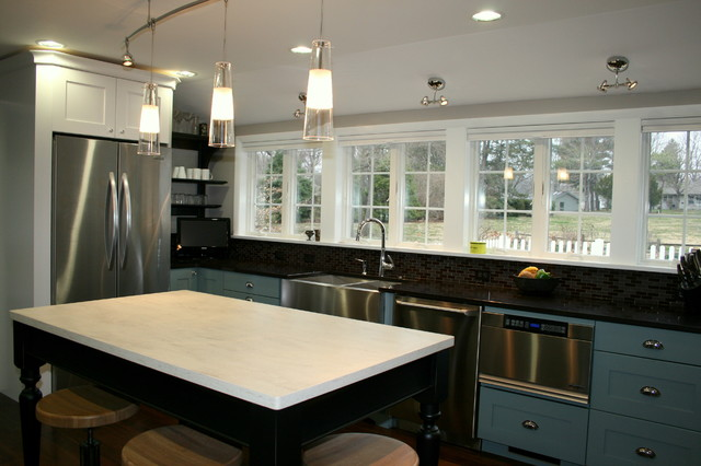 Shapland Project modern-kitchen
