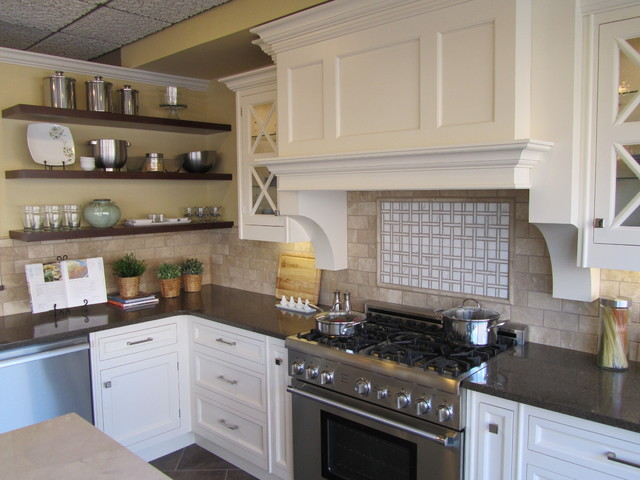 Sharer Cabinetry Display Traditional Kitchen Other Metro By Sharer Design Group Llc