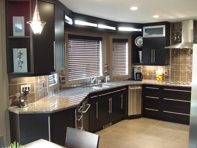 Sharpe Renovation contemporary-kitchen
