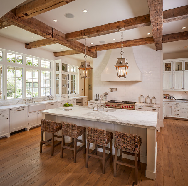 Shasta Traditional Kitchen Houston By Thompson