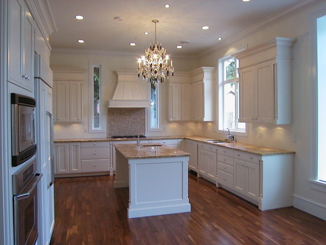 Shaughnessy 2 traditional kitchen