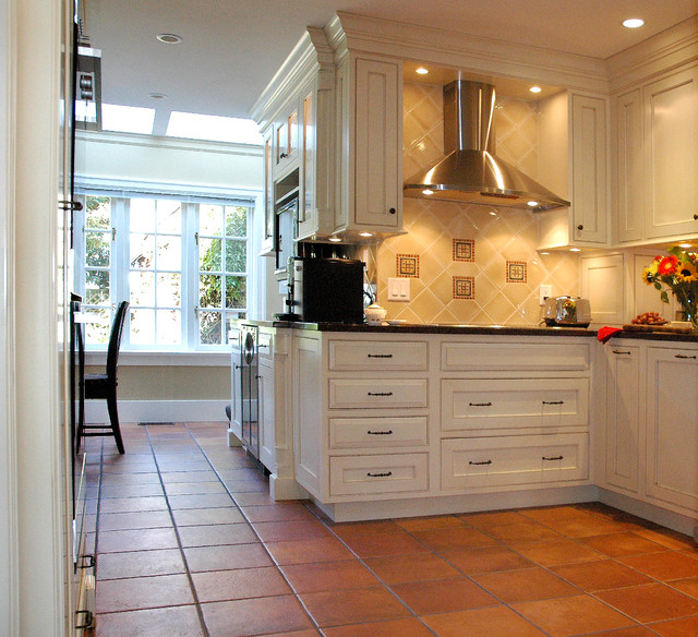 Shaugnessy traditional-kitchen