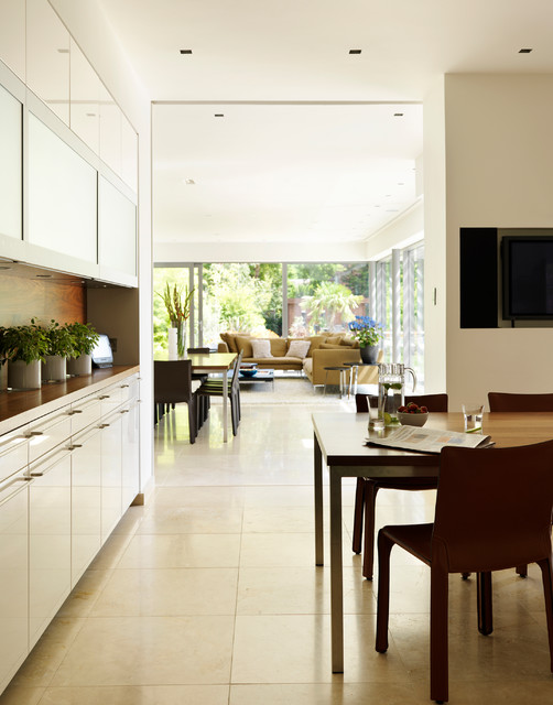 Sheen Contemporary Kitchen London By Gregory