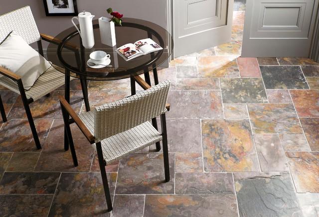 Slate Floor Tiles Real Slate Floor Tiles