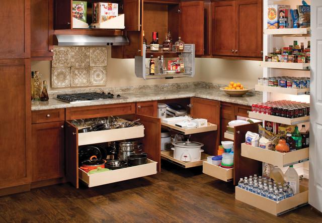 ShelfGenie Contemporary Kitchen By National