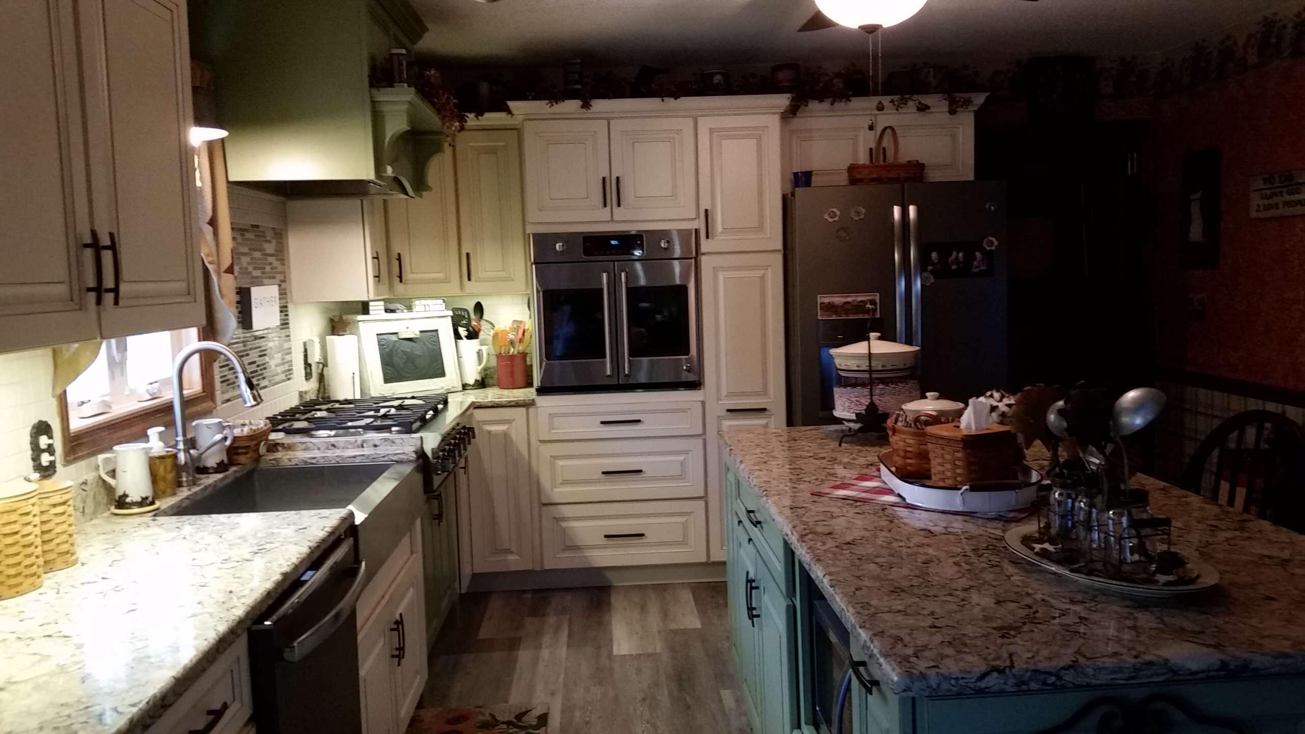 Shelia's Medallion Kitchen