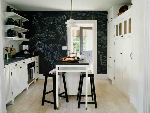Paint It Black 6 Stylish Ways To Go Dark In Your Home Decor