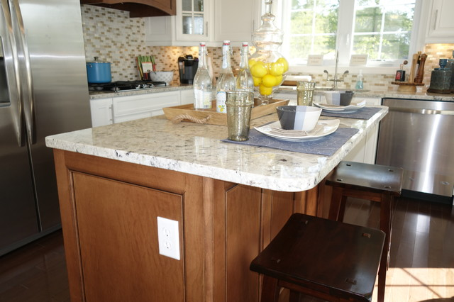 shelton ct beach style kitchen new york by la pietra tile stone