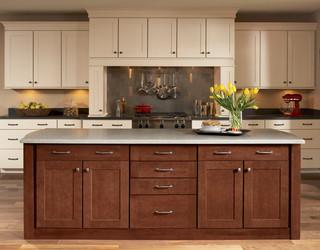Shenandoah cabinetry craftsman kitchen other by for Bedroom furniture 98383