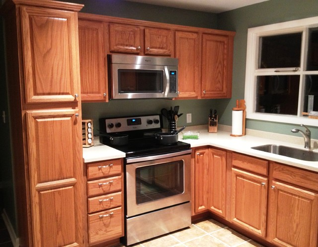 Shenandoah Cabinets - Traditional - Kitchen - other metro ...