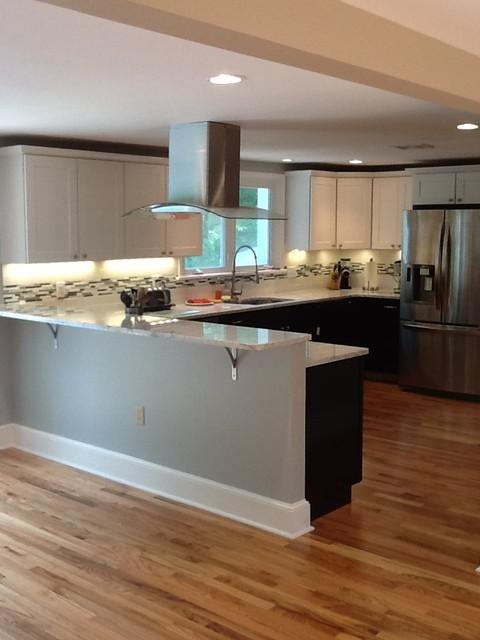 Shenandoah Kitchen Exton Pa Contemporary Kitchen
