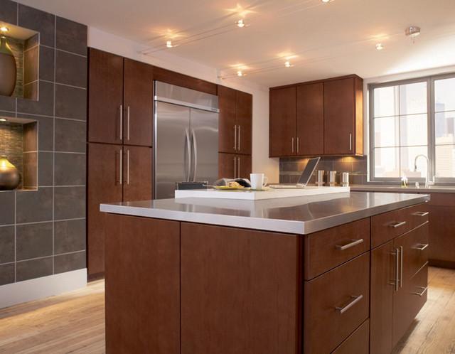 Shenandoah modern kitchen portland by lowe s portland maine