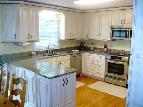 Gallery Of Mckinley Cherry Chocolate Glaze By On Mckinley Maple Cabinets,  ...