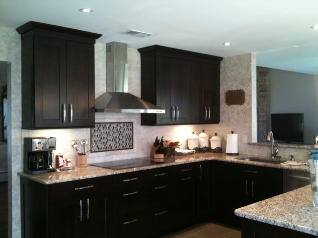 Java Kitchen Cabinets