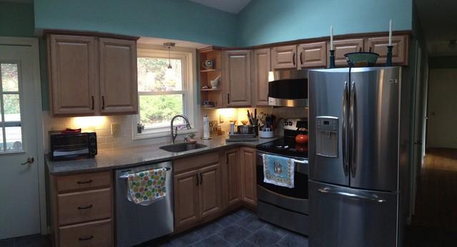 Shenandoah-Woodbury traditional-kitchen