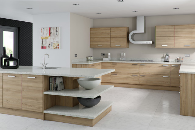 Sheraton Kitchens - Contemporary - Kitchen - west midlands - by ...