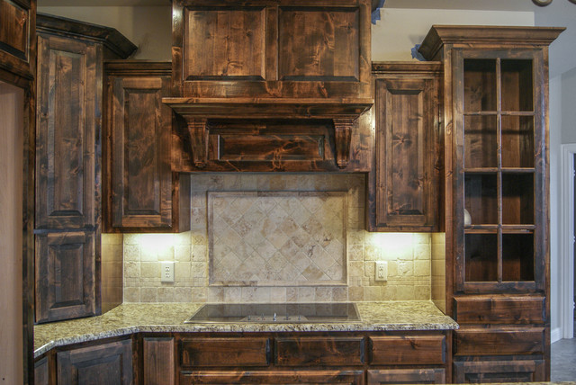 Shermer Residence traditional-kitchen